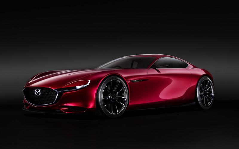 轉子引擎復活倒數?《Mazda》證實將在東京車展發表全新《RX》概念車