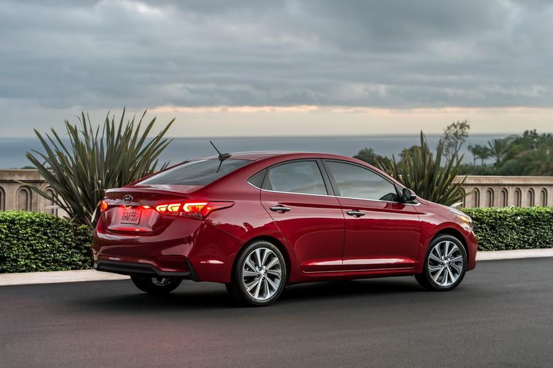 2018年式《Hyundai Accent》預告今秋美國市場開賣