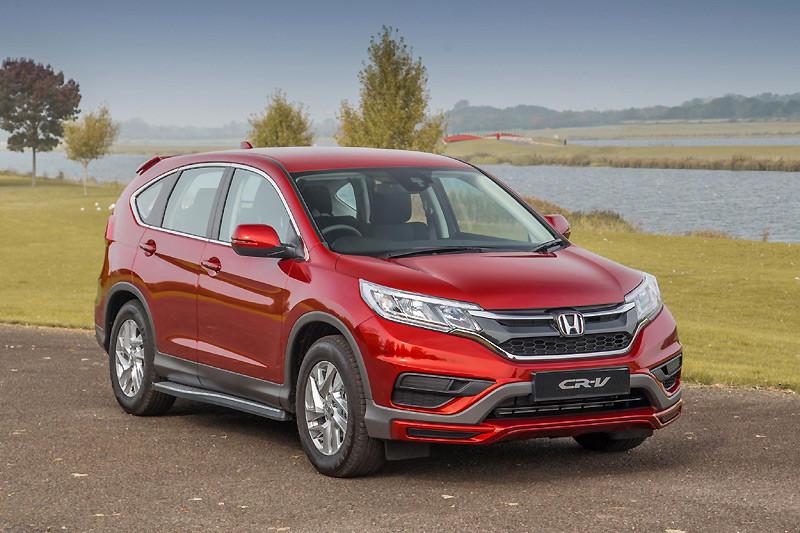 延續四代車系產品週期 《Honda CR-V S Plus》特仕車英倫上市