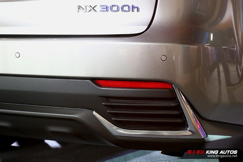 新增自然進氣引擎車型 小改款《Lexus NX》車系152萬起即刻登場