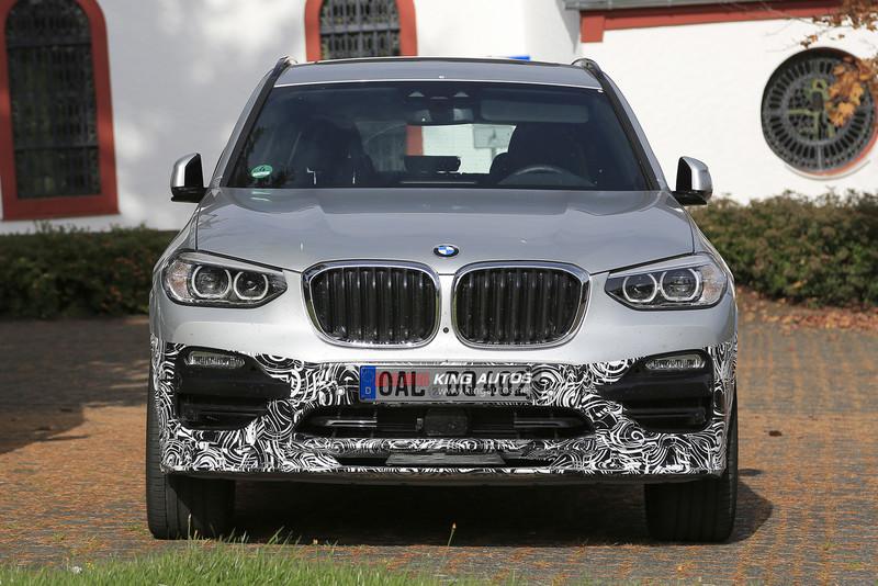 以新世代《BMW X3》為基礎 《Alpina》最新力作《XD3》首度曝光