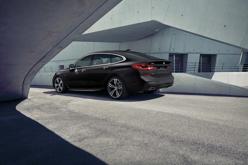 《BMW 6 Series Gran Turismo Debut Edition》日本限量登場