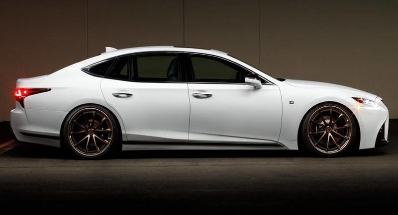 《Lexus LC》攜手《LS》熱血揮軍2017年SEMA改裝車展