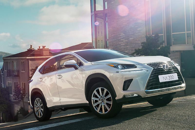 《Lexus》推出11月份促銷優惠活動
