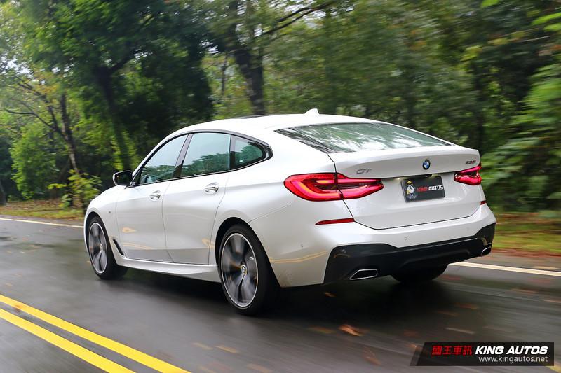從「5」跳到「6」的跨界美學─《BMW 630i Gran Turismo M Sport》試駕報導