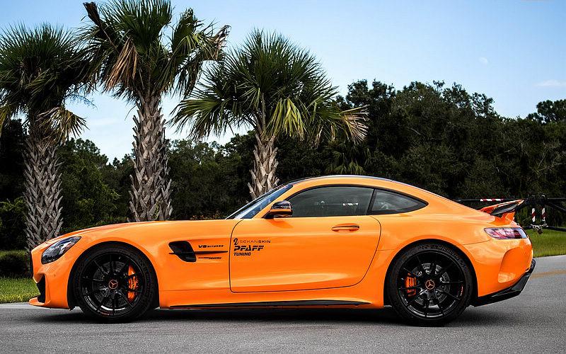 老美也對《Mercedes-AMG GT R》下手 RENNtech改造升級猛爆761hp狂野動力
