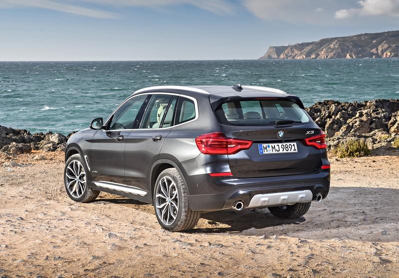 純電版《X3》預告 首款電動SUV《BMW iX3》有望於2019年登場