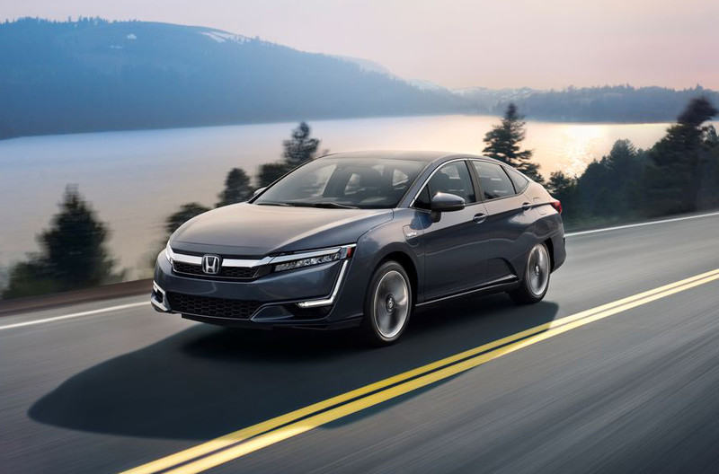 《Honda Clarity Plug-In Hybrid》北美售價出爐 最大續航力可達547公里