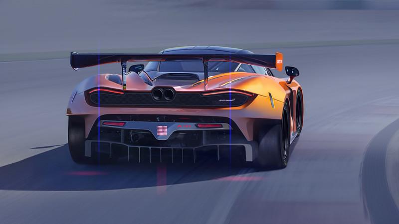 拓展賽場勢力 《McLaren 720S GT3》賽車蓄勢待發
