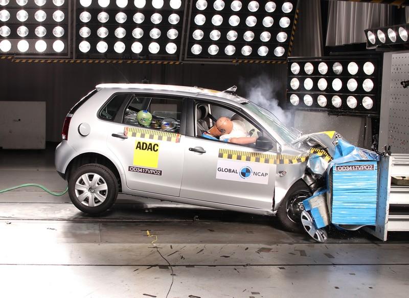 《Global NCAP》南非熱門小車撞擊測試 《Chery QQ3》僅拿下0顆星墊底