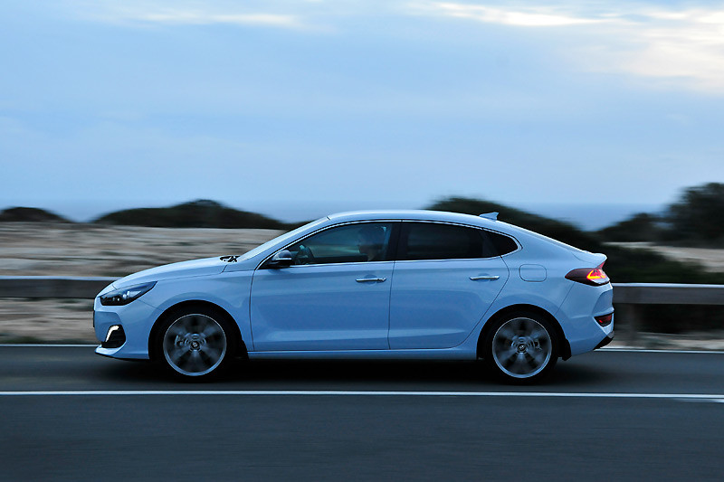 《Hyundai i30 Fastback》德國先行發表 新車明年初開始交付