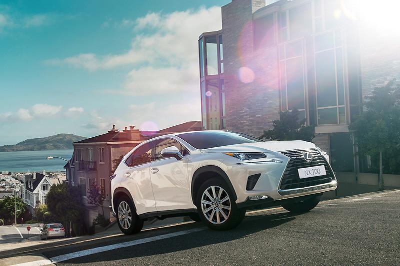 和泰汽車推出12月《Lexus》全車系購車優惠活動