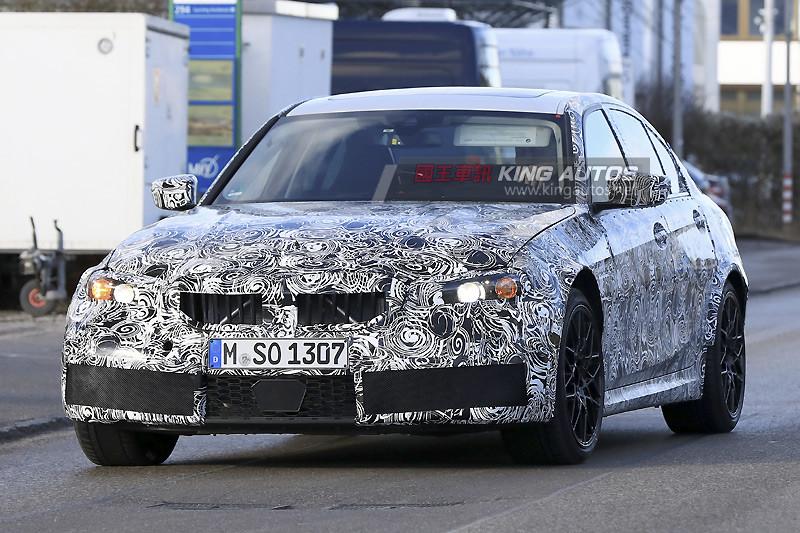性能直指現行款M4 GTS 全新世代《BMW M3》初次現蹤