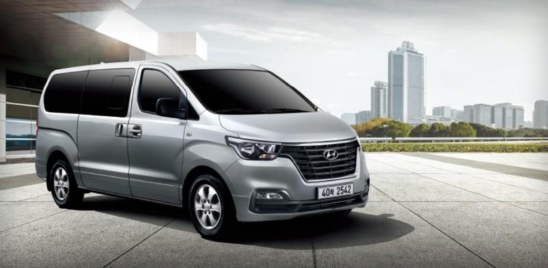 小改款《Hyundai Grand Starex》問世10年首度變臉