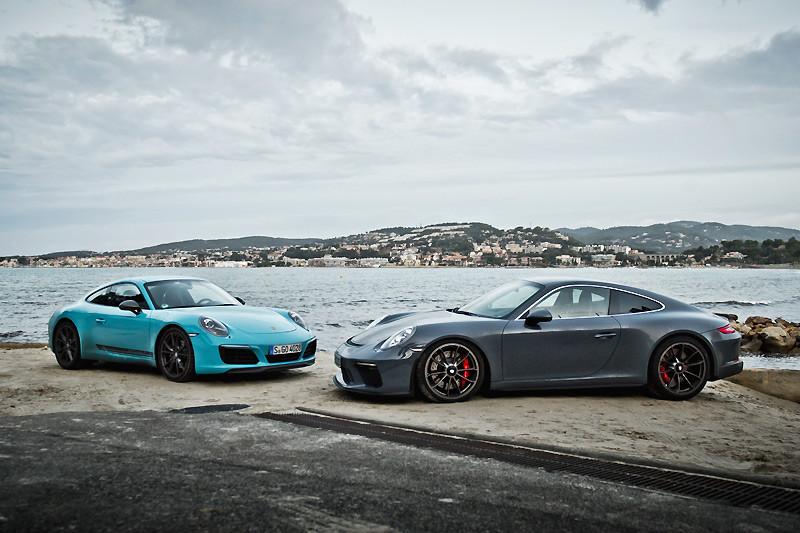三款衍生新車投入 現行《Porsche 911》車系明年可望在美國銷售飛漲