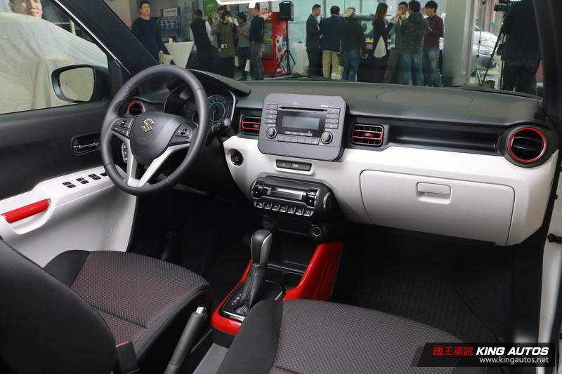 2018台北車展:《Suzuki》小車軍團出動《Swift Sport》參展拚人氣