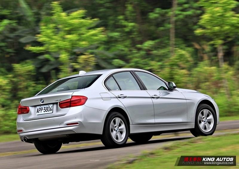 改款前享折扣加配備 《BMW 318i》安全領航版155萬元起限量推出
