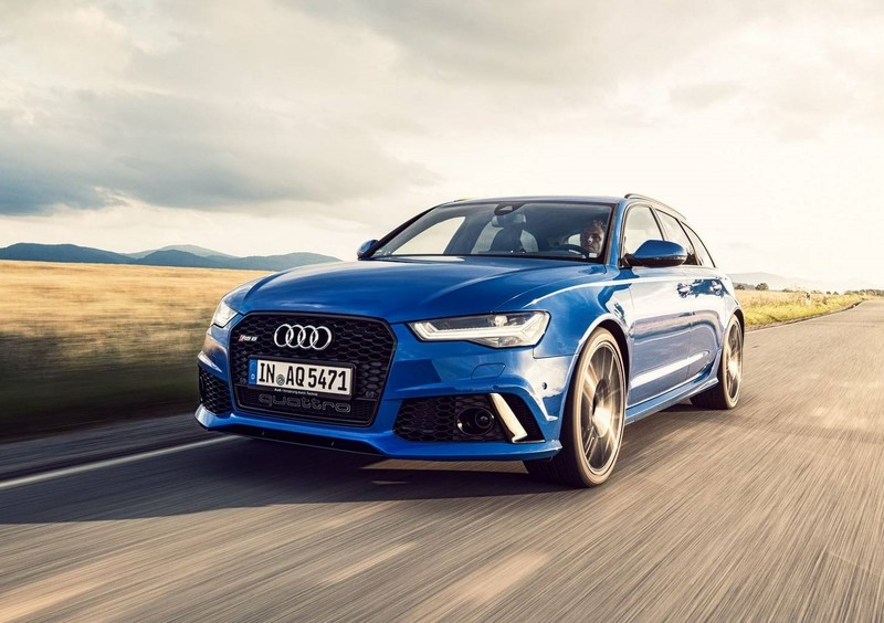 再次致敬始祖《RS2 Avant》 《Audi RS6 Avant Performance Nogaro Edition》正式亮相