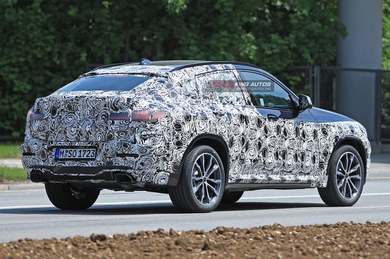 《BMW》預告新世代《X4》與《X5》下半年導入 《X7》明年初報到