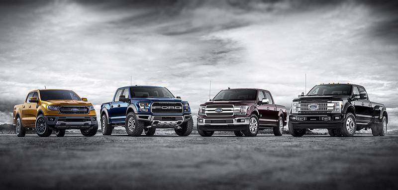 性能/綠能、跑車/休旅並重 《Ford》擘劃2020年最新大藍圖