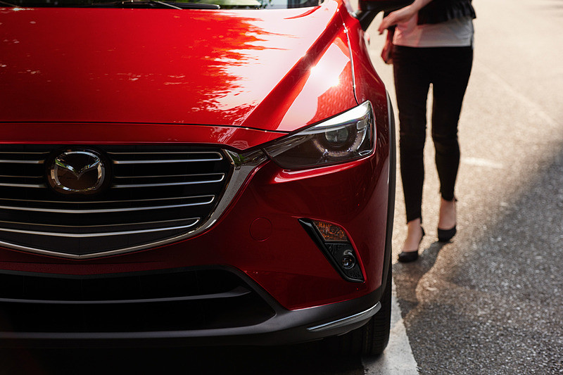 魂動小跨界質感再升級 小改款《Mazda CX-3》預估第二季登臺