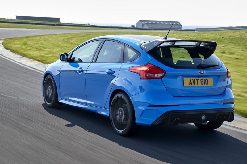 目標成為超級鋼砲 傳聞下一代《Ford Focus RS》將搭載400HP Hybrid動力