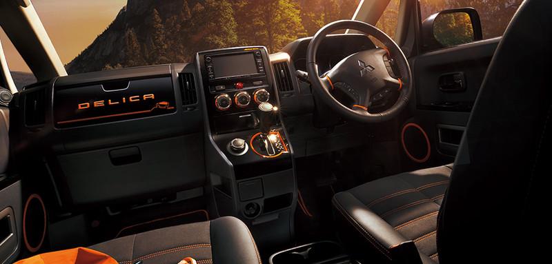 《Mitsubishi Delica D:5》日本市場最新產品改良添霸氣