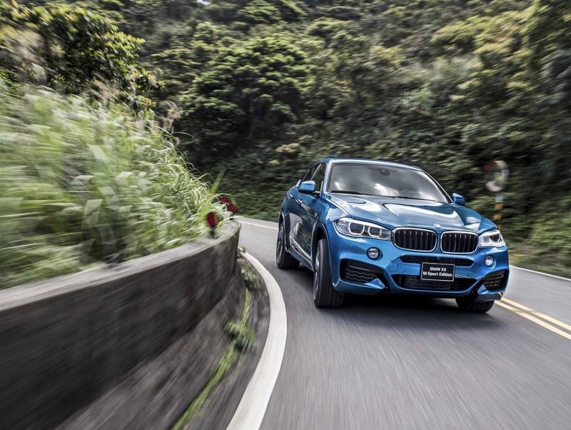 運動化樣貌全力加持 《BMW X6 M Sport Edition》新臺幣373萬元起開賣