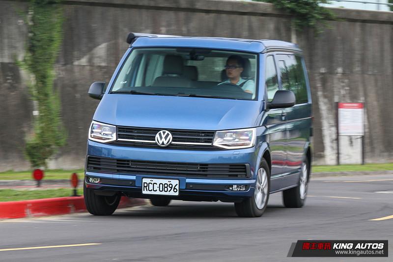 「房車」新定義─《Volkswagen California Beach》試駕報導