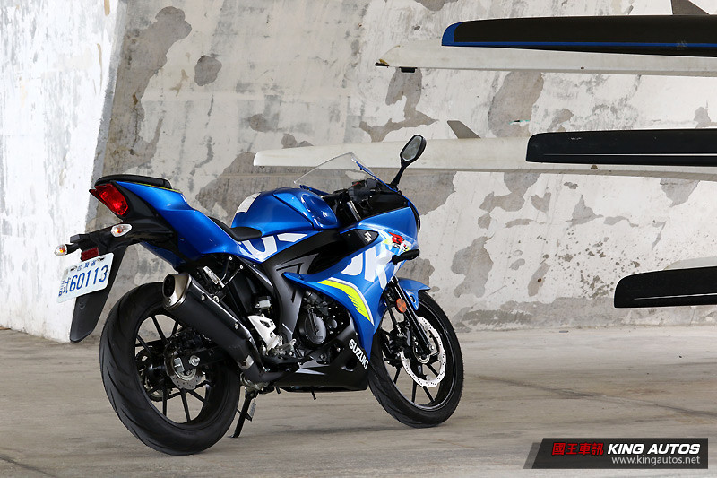白牌輕檔王者君臨 ─《Suzuki GSX-R150》試駕報導