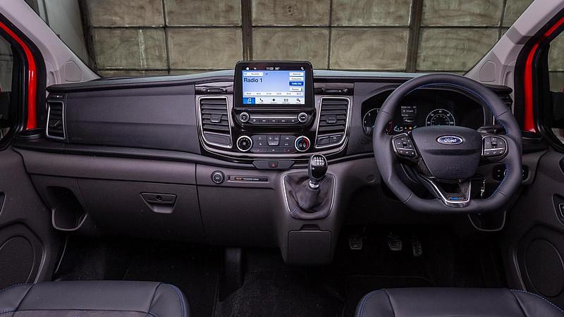 WRC精神注入 MS-RT與M-Sport聯手打造《Ford MS-RT Transit Custom》動感商車