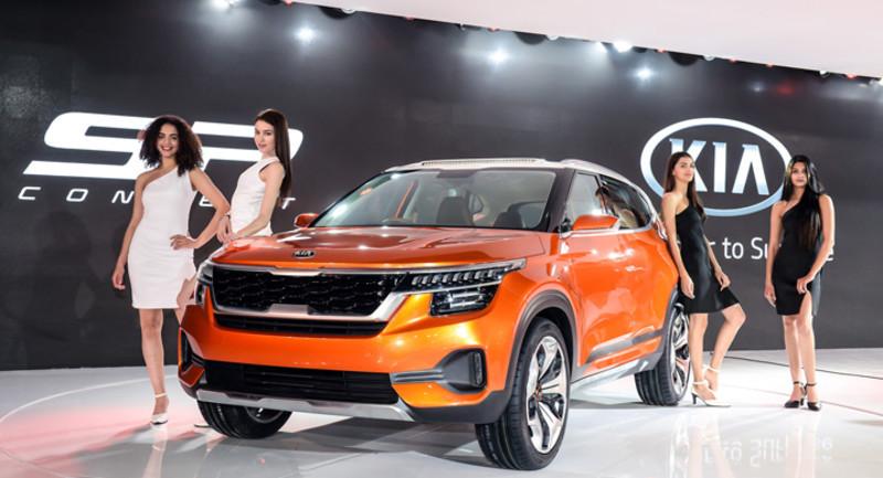 命名票選開跑《Kia SP Concept》量產版有望以《Trazor》車名問世