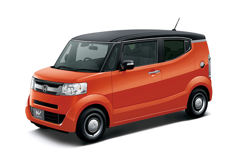 人氣輕型車家族《Honda N Series》日本市場累積銷售突破200萬輛大關