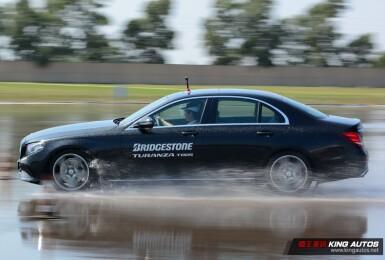 奈米製程技術加持 《Bridgestone普利司通》旗艦舒適胎《T005》體驗心得