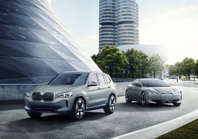 《BMW》首款電動SUV車型《iX3》 預告2020年中國投產