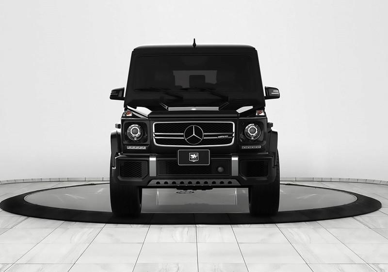 售價超過臺幣3000萬 加拿大Inkas打造《Mercedes-AMG G63》豪華裝甲車