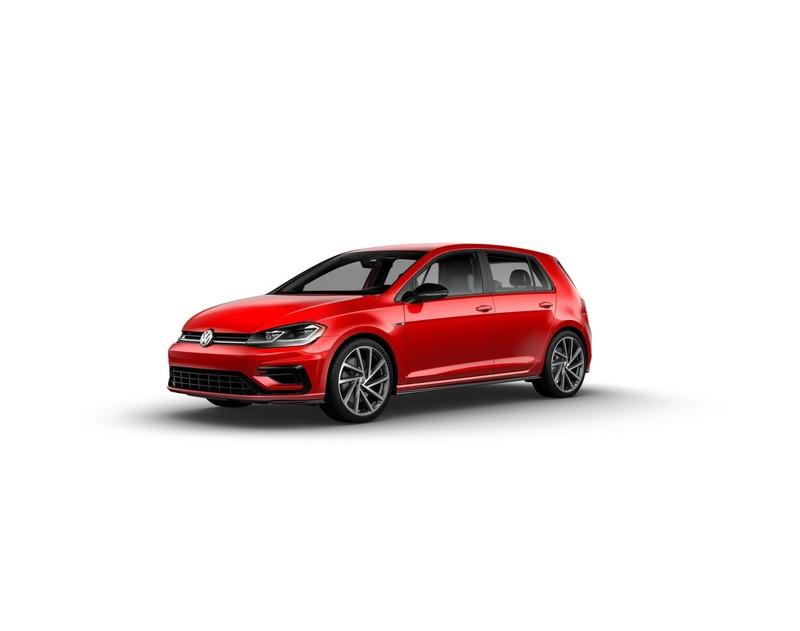 2019年式《Volkswagen Golf R》美國市場將提供40種車色選擇