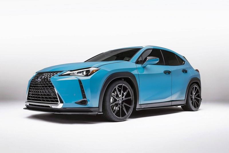 圓石灘車展展演 《Lexus UX 250h / LC Inspiration Series》雙作品登場