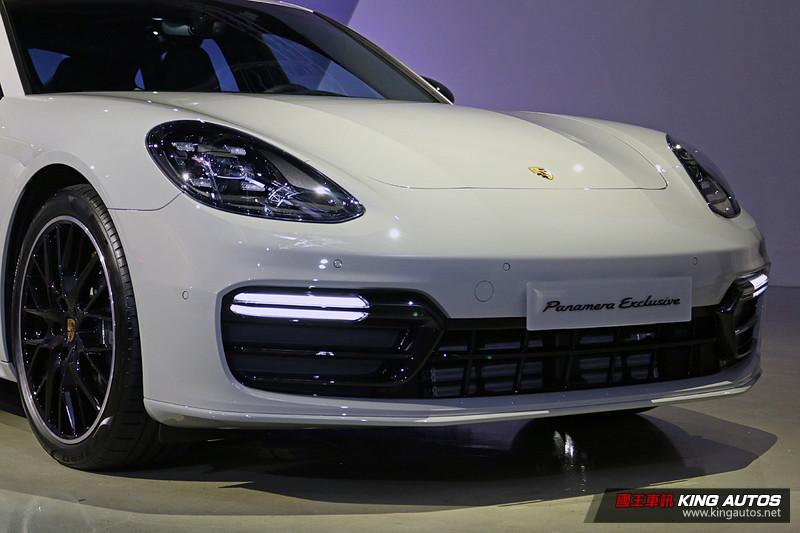 《Porsche Panamera Exclusive》限量抵臺 598.8萬元6輛臺灣限定