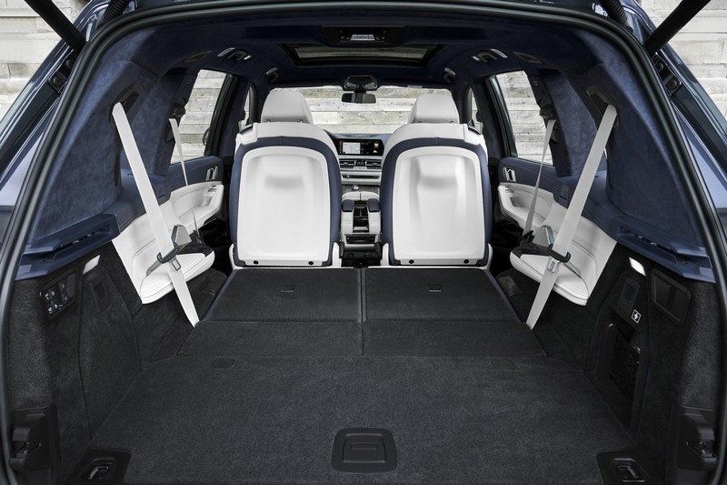 多人座霸氣旗艦休旅 全新《BMW X7》美國搶先發表售價公布