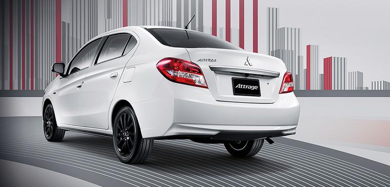 2019年式《Mitsubishi Attrage》泰國市場戰力升級