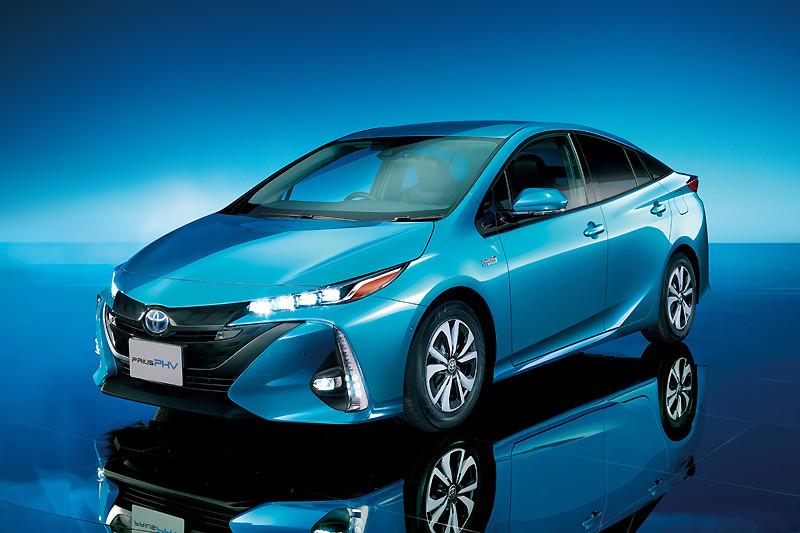 有望導入新動力? 第四代小改款《Toyota Prius》預告洛杉磯車展發表