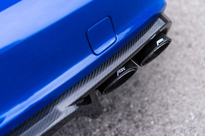 性能與經典的融合 《Abt Sportsline》強推《RS 6+Nogaro Edition》