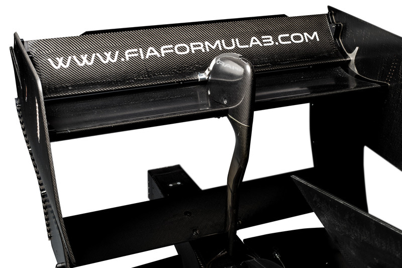 Halo上身安全提升 2019《Formula 3》賽車正式發表