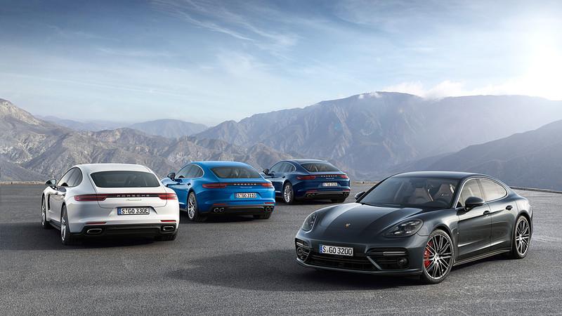 動力輔助轉向系統藏失效風險 《Porsche》召回近7.5萬輛《Panamera》