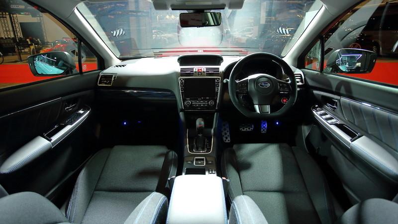 《Subaru Levorg/WRX STI》原廠改裝作品東京熱血亮相