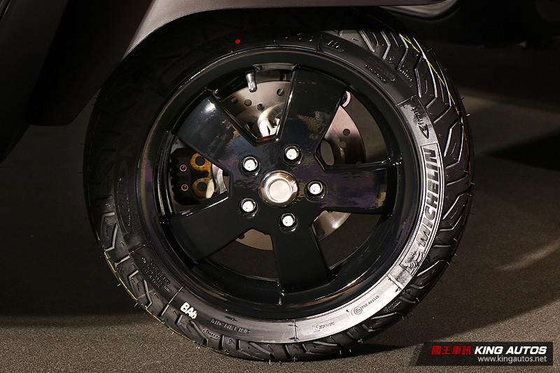 受歡迎程度媲美超跑 《Vespa GTS 300 Super Notte》限量特仕車售完才發表