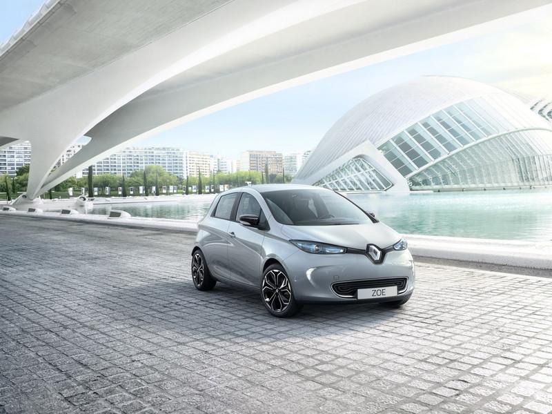 《Renault ZOE S Edition》人氣電動車英國加料登場