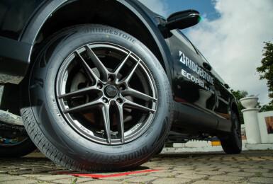 節能兼顧安心駕馭─《Bridgestone Ecopia H/L001》休旅車胎評論