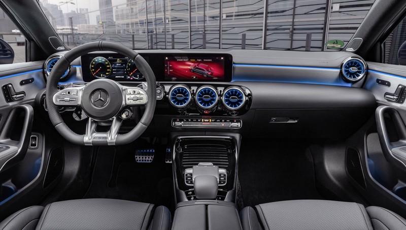 水貨商新目標?《Mercedes-AMG A 35 Sedan》官網首度亮相